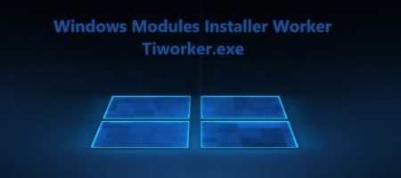 Windows Modules Installer Worker Tiworker.exe