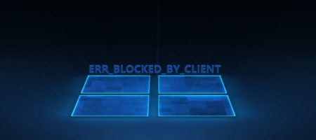 ERR BLOCKED BY CLIENT