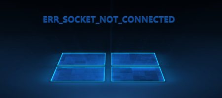 ERR_SOCKET_NOT_CONNECTED
