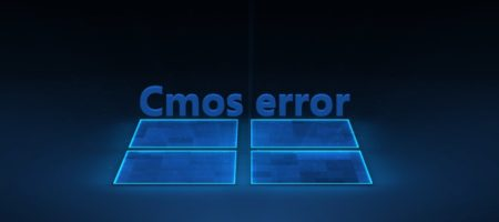 Cmos checksum error