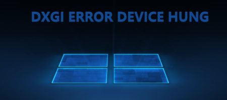 DXGI_ERROR_DEVICE_HUNG